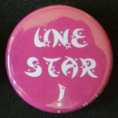 Badge Aujourd'hui je suis - Une Star !