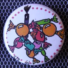 Badge Gourmandise - Encore des Bonbons