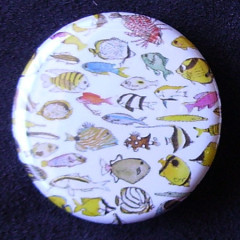 Badge Poisson - Diversité