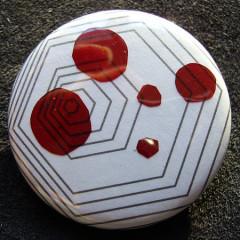 Badge Hexagone
