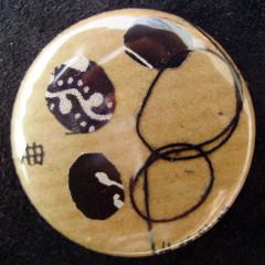 Badge Tournoiement Noir sur Craft