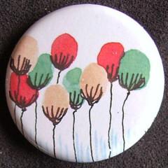 Badge Idylle - Bourgeon