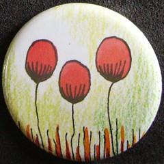Badge Idylle - Prairie