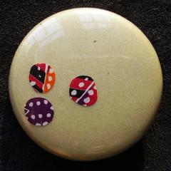Badge Régalade en Paillettes