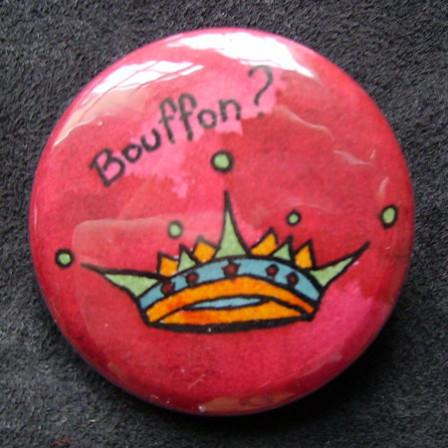 Badge Bouffon ?