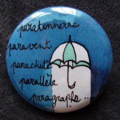 Badge Para...Tonnerre