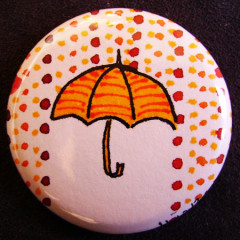 Badge ParaPluie de Pois