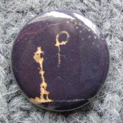 Badge Candélabre Nuit