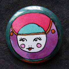 Badge Poupées Russes 13.0