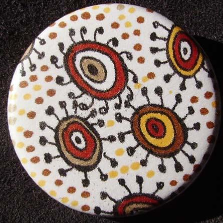 Badge Raja Cellules