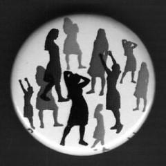 Badge Silhouettes - Aline Danse