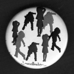 Badge Silhouettes - Récréation