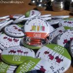 Badges Personnalisés Anniversaire Pierre - Vins & Cocktails