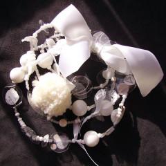 Sautoir Eclat de Blanc